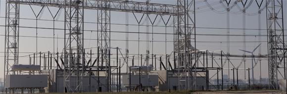Schallschutz an Industrieanlagen - Umspannwerk