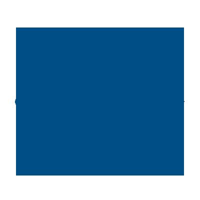 INGGERSON blaues Sechseck