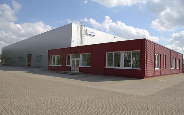 INGGERSON - Standort Delmenhorst